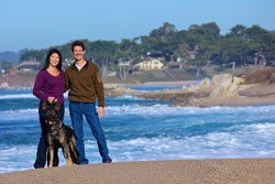 Michael & Tomi Williams, Monterey, CA - Certified Financial Planner